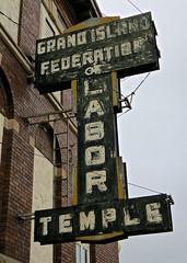 Labor Temple, Grand Island, NE