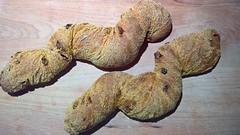 Snoet Baguette med krymmel og smag