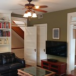 Living area closeup
