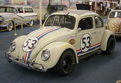 1961 Volkswagen Beetle 'NASCAR Herbie' 2100cc - The Autos Collection, Las Vegas 2016