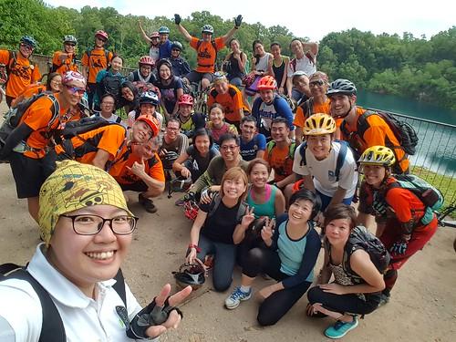 Basic Mountain-biking course by Mountain Bike Association