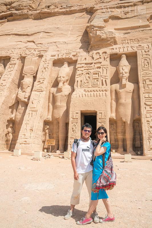 170601阿布辛貝大小神殿 Abu Simbel temple, Egypt