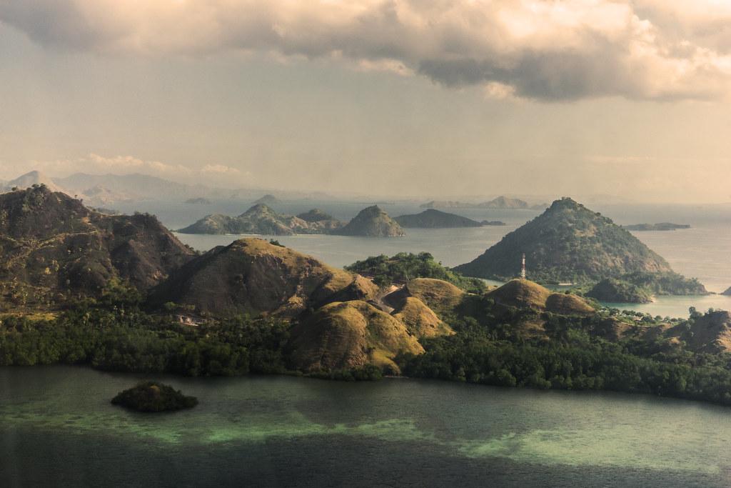 Индонезия. Национальный парк Комодо.