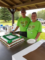 Parks Day - Saskatoon Island PP - Camp Hosts