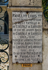 Photo of Marble plaque number 43380