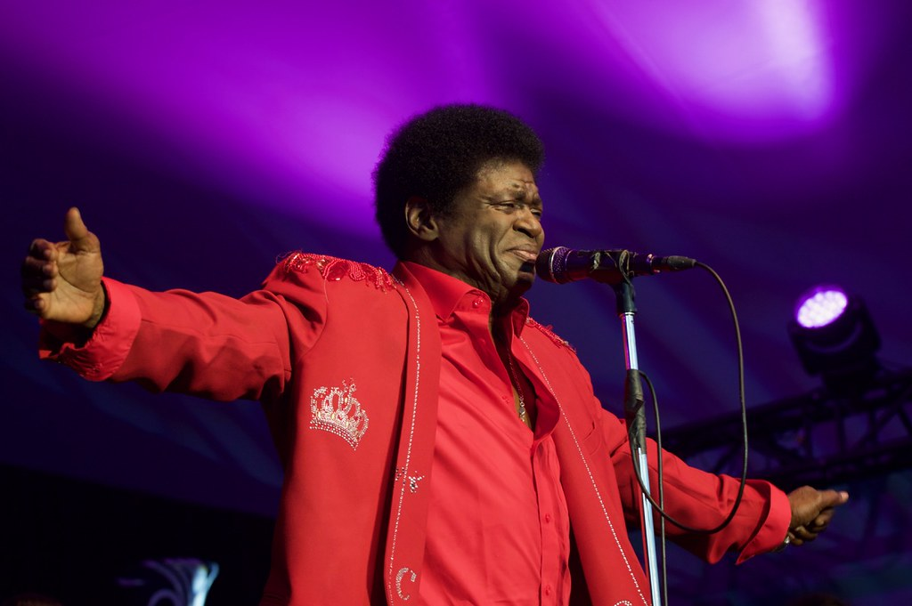 Charles Bradley and the Extraordinaires at Ottawa Jazzfest