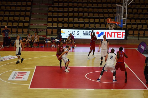 Isle of Wight 58:84 Cayman Islands (Inter Island Games Gotland/ Basketball/ Visby)