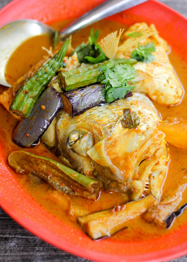 Fish Head Curries: Zai Shun Fish Head Curry