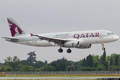 Qatar Airways Airbus A320-232 cn 1895 A7-ADD