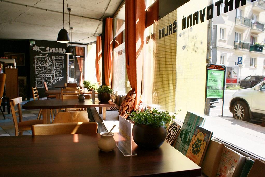 Cafés et bars de Bratislava