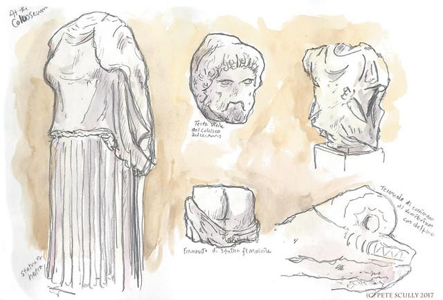 Colosseum Marbles sm