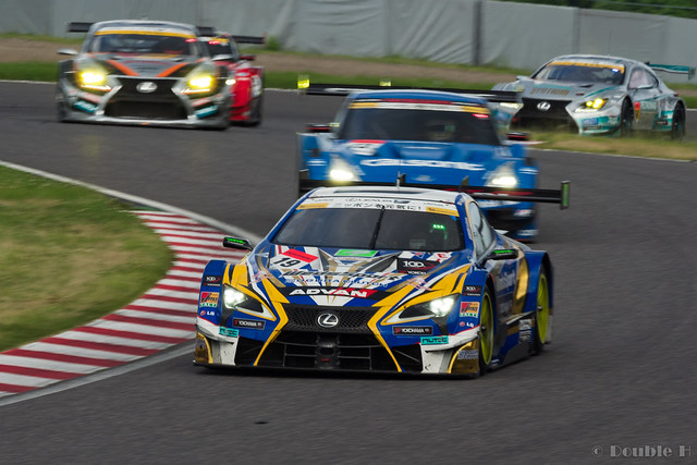 SUPER GT Official Test at Suzuka Circuit 2017.7.1 (187)
