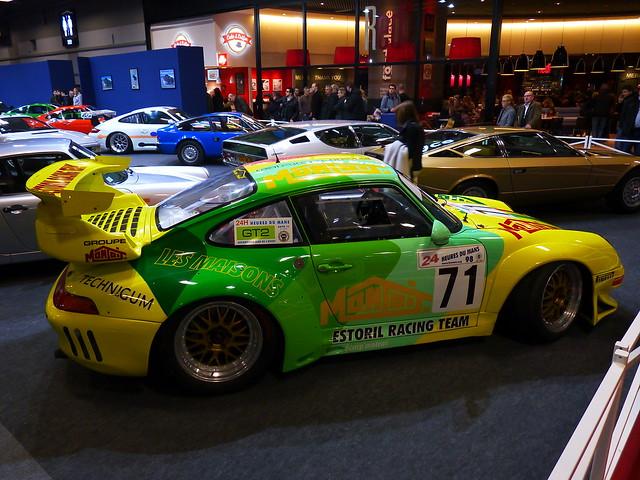 Porsche 993 GT2 Evo 1997, Panasonic DMC-FZ38