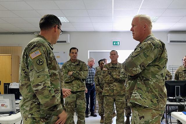 Maj. Gen. McGuire visit, Fujifilm X-T10, XF18-55mmF2.8-4 R LM OIS