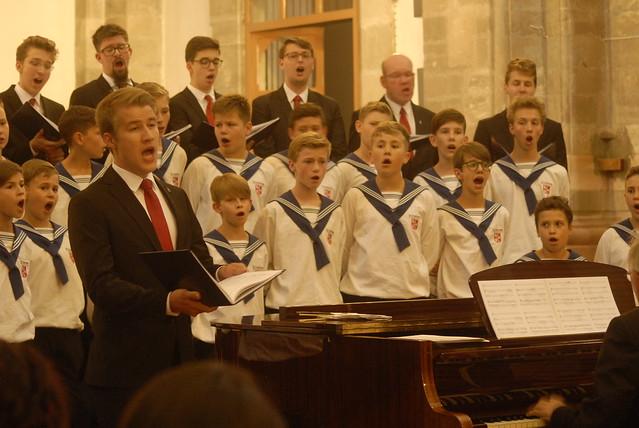Niños cantores de San Florián - Austria