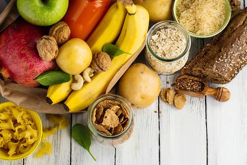 Carbohidratos: combustible para los atletas