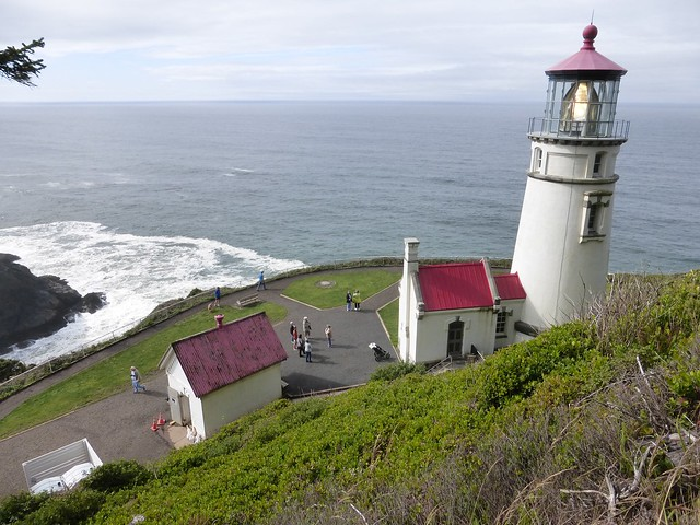 Heceta Head Lighthouse, Panasonic DMC-ZS25
