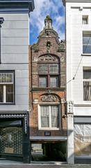 Smallest house of the city Dordrecht