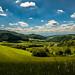 Clouds, Sun and Landscape by der LichtKlicker