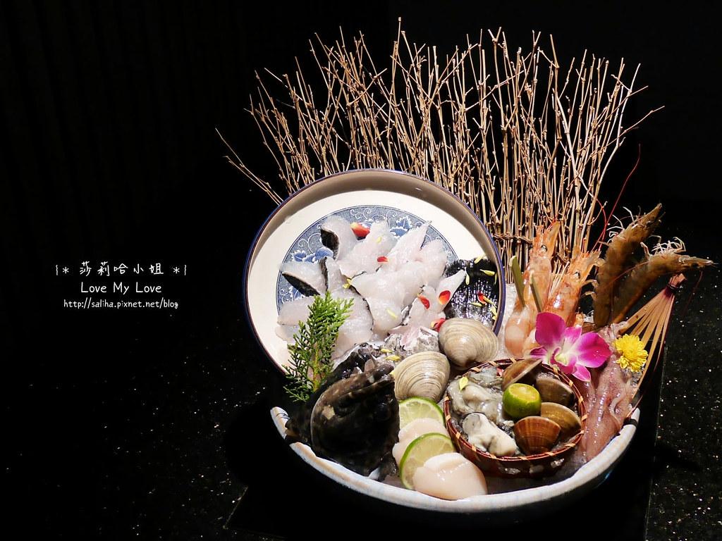 台北國父紀念館站附近餐廳美食推薦囍聚精緻鍋物高檔海鮮火鍋 (3)