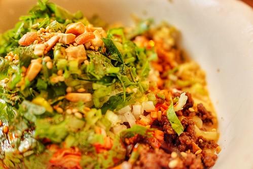 冷やしタンタン麺 豊栄 06