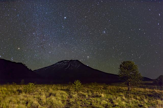 Sleepy volcano, Nikon DF, AF-S Nikkor 24mm f/1.4G ED