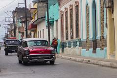 Calles del Barrio El Carmen