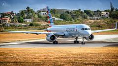 American Airlines | N606AA | Boeing 757-223(WL) | BGI