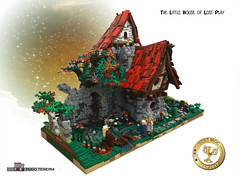 Little House of Lost Play MOC of The month
