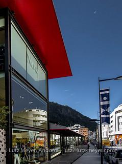 Andorra architecture: Andorra city: Andorra la Vella
