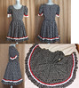 Black Square Dance Dress