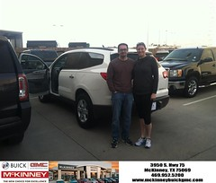 #HappyBirthday to Benjamin from Mo Alghussain at McKinney Buick GMC!