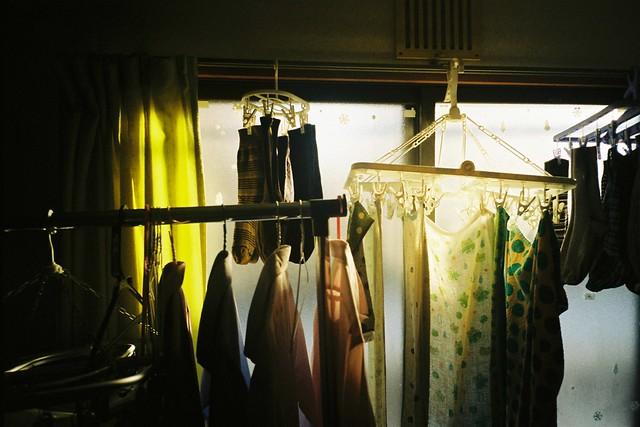 Laundry (#432しまみゅーら 「光」)