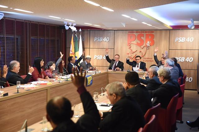 Reunião da Comissão Executiva Nacional - 29/06/2017