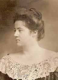 Hilda Gerarda de Booij-Boissevain, tahun 1905. Salah satu sahabat pena Kartini. Foto: Egoproject.nl