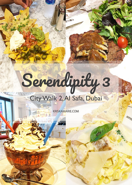Serendipity 3, Dubai