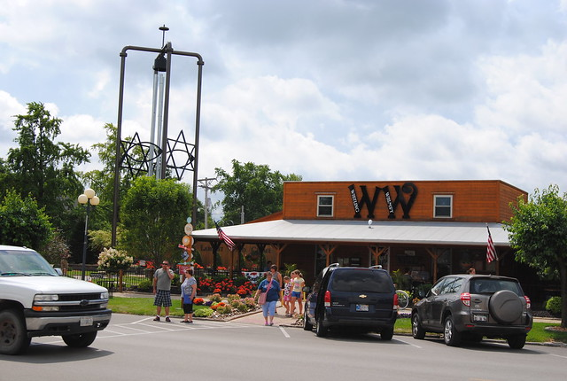 World's Largest Wind Chime, Casey, IL