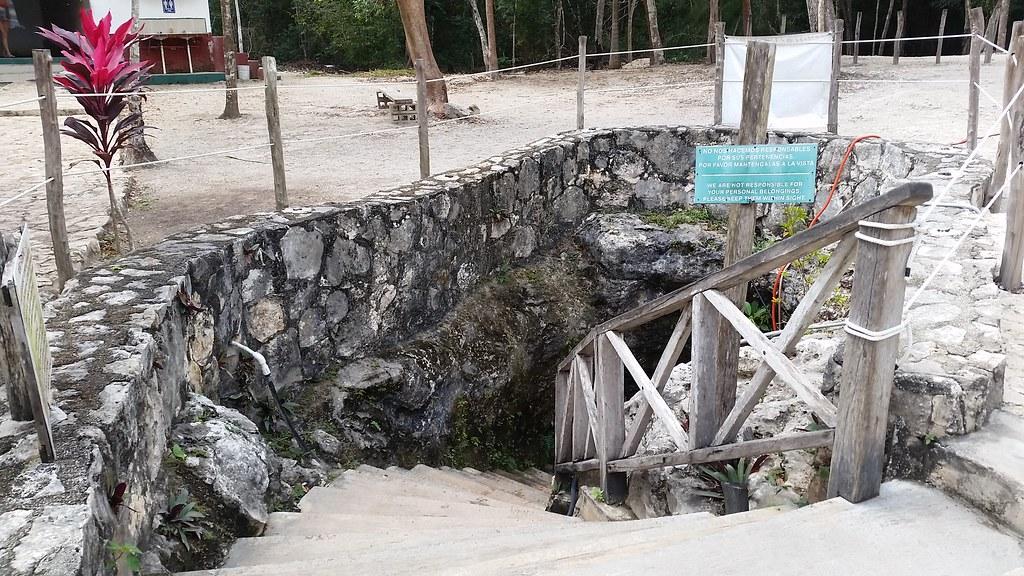 Cenote Choo-Haa, Mexico