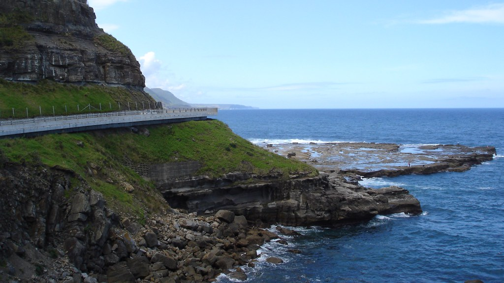 Sea Cliff Bridge New South Wales Around Guides