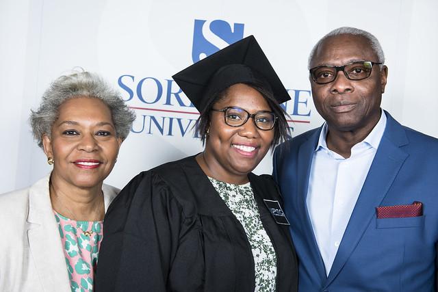 Photocall et remise des diplômes 2017
