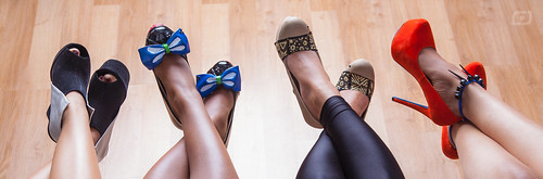 Golden Shoes  - Commercial Photography