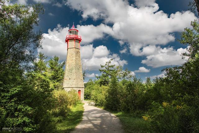 Gibraltar Point Lighthouse - Toronto Islands (Ontario, Canada)