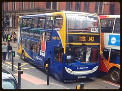 Stagecoach Manchester Magic Bus 19243