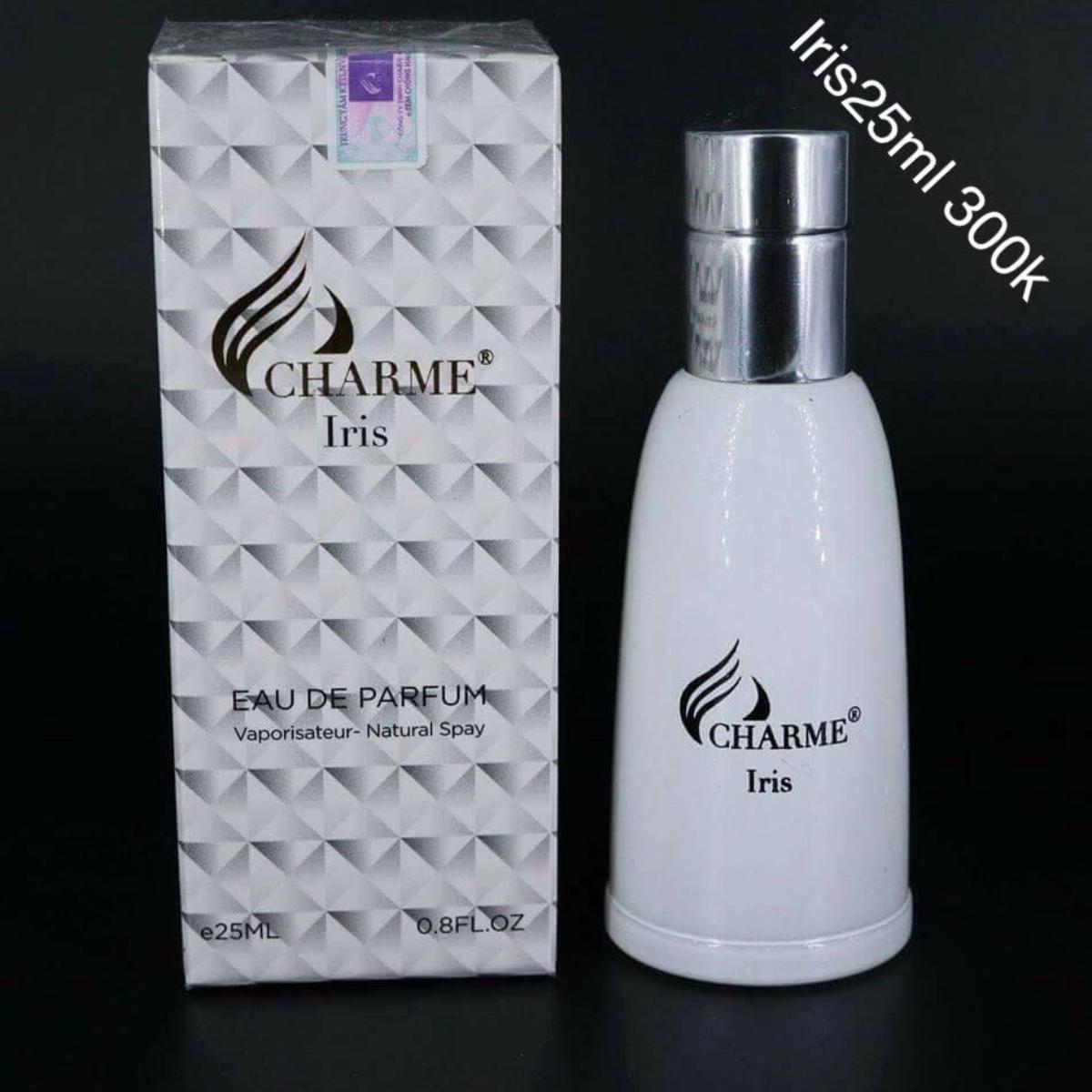 Nước hoa charme Perfume tinh dầu nhập khẩu Pháp đang gây sốt
