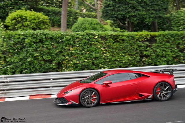 Zacoe Performance Lamborghini Huracan