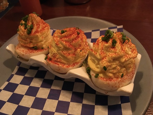Deviled eggs - Finn Town