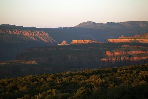 doloresrivercanyon fishermesa utah colorado coloradoplateau sunset dusk canyon sandstone landscape scenic