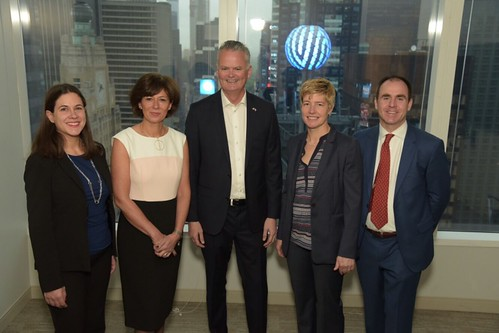 AmCham EU/ACE Delegation to New York and Washington, DC, May 2017