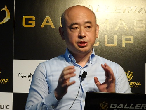 サードウェーブデジノス・コミュニケーション開発部 部長の大浦豊弘さん