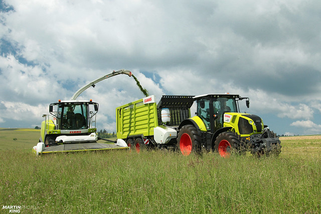 Direct Grass Silage | CLAAS